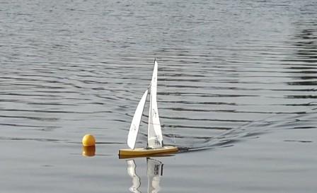 Träning med DF-65 båtarna